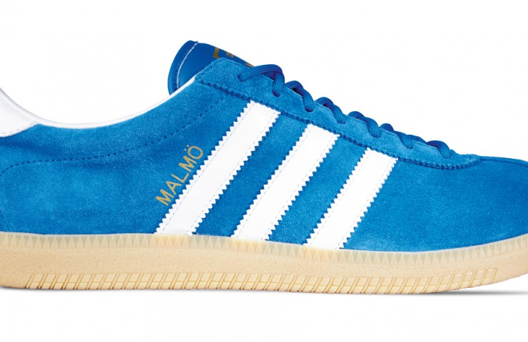 adidas Originals Malmo (bluebird/white) – more imagery & release info