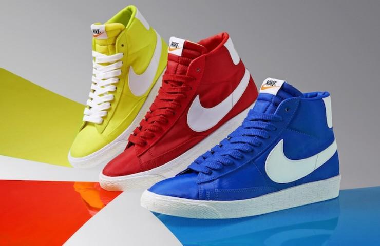 """Nike Blazer Hi VNTG """"nylon"""""""