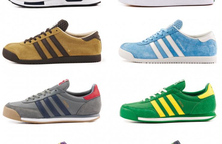 adidas Originals 'Adi's Archive' – spring 2012 teaser