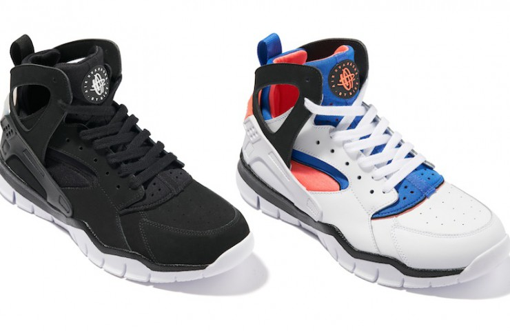 Nike Air Huarache Free B-Ball 2012