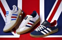 adidas Originals 'Great Britain' Pack