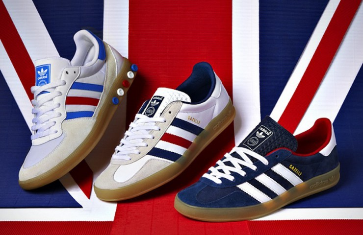 adidas Originals 'Great Britain' Pack