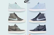 Nike Toki & All Court Mid – size? exclusive
