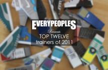 Everypeoples: Top Twelve trainers of 2011