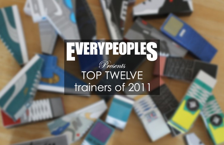 Everypeoples: Top Twelve trainers of 2011
