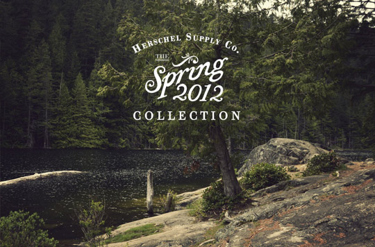 Herschel Supply Co – spring 2012 video lookbook