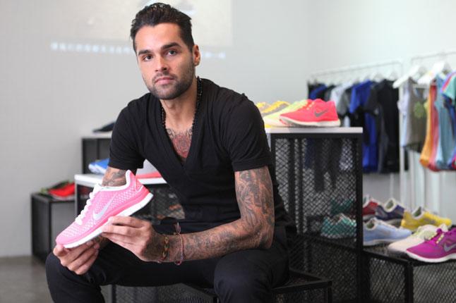 Meet Mark Miner, the man behind the Nike Free Run+