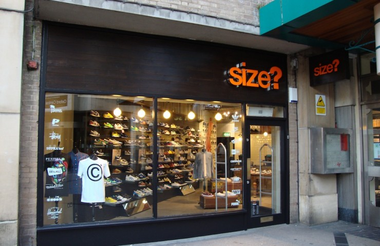 New store – size? Oxford!