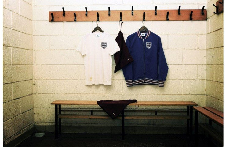 Umbro Icons Re-issue collection