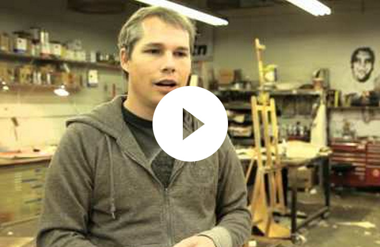 Video – the art of Shepard Fairey