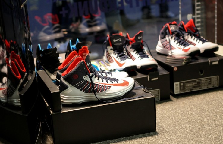 Nike Hyperdunk+ & Dream Team collection launch event – review