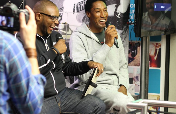 Scottie Pippen interview – size? exclusive
