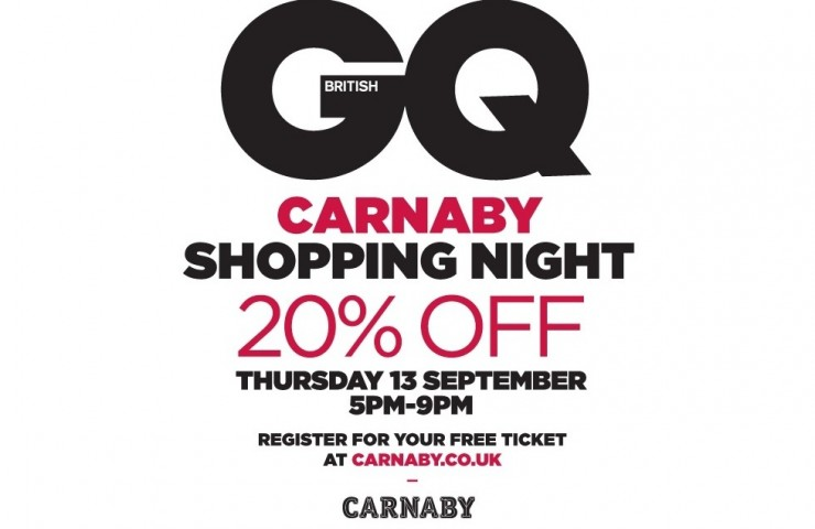 Carnaby Style Night with size?