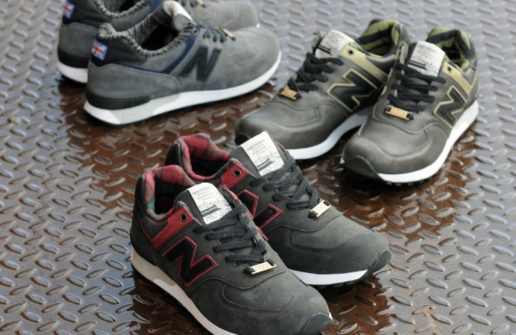 New Balance 576 'Cutting Room' pack