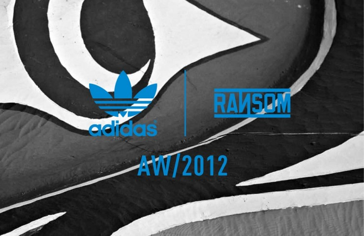 adidas Originals x Ransom AW12 collection