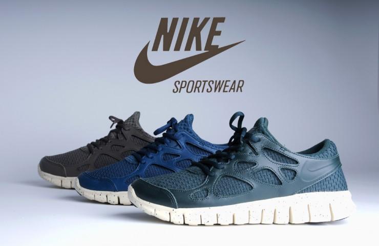Nike Free Run+ Woven