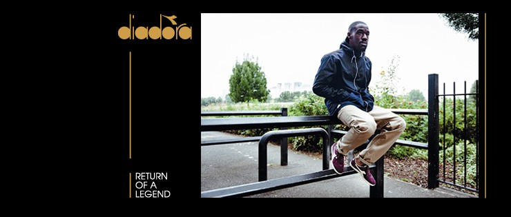 Diadora – size? world exclusive AW12 collection