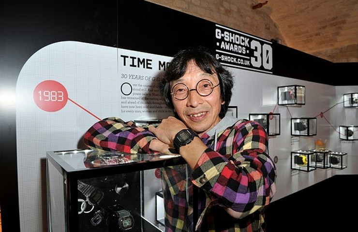 REBLOG: Casio G-Shock 30 Years – Q&A with founder Mr Ibe
