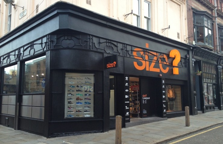 Introducing our new look Liverpool store