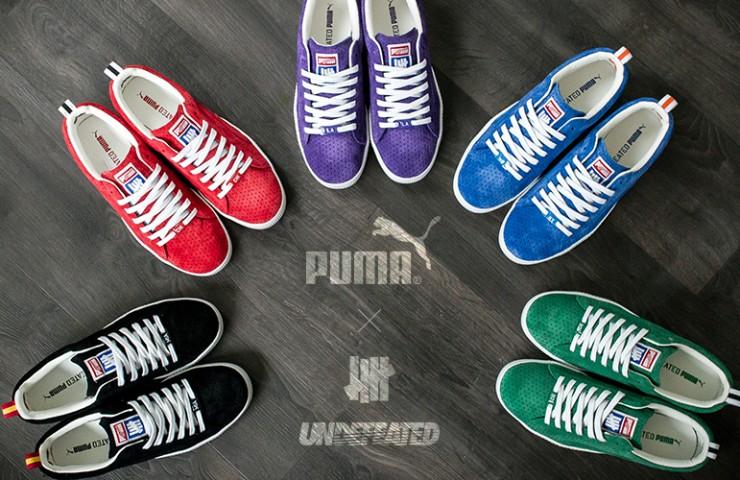 PUMA x UNDFTD 'Gametime' Pack