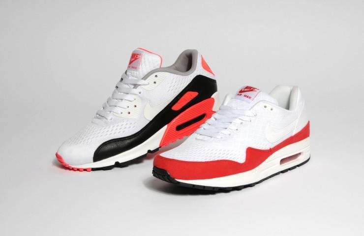 Nike Air Max 90 & 1 Engineered Mesh