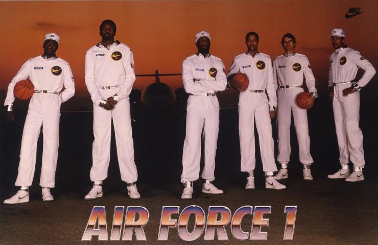 Nike Sportswear presents: The Air Force 1