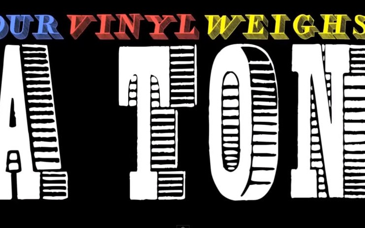 Stones Throw Records: 'Our Vinyl Weighs A Ton' documentary