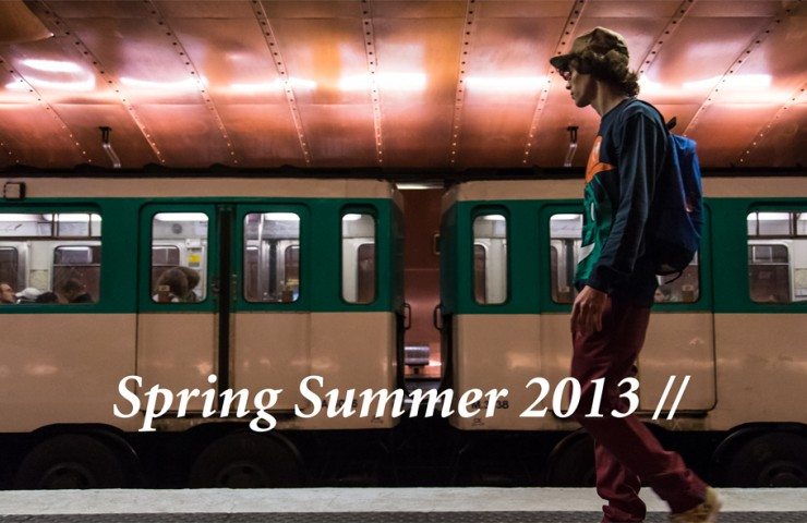 Trainerspotter: Spring Summer 2013