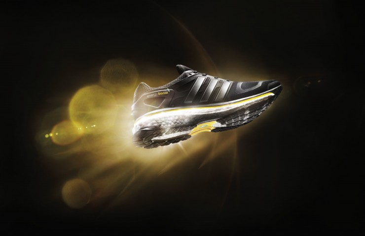 Introducing – adidas BOOST technology
