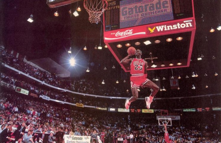 "REBLOG! ESPN Honors Michael Jordan with ""Gotta Be The Shoes!"""