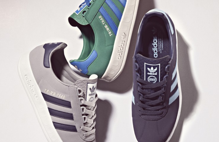 adidas Originals Trimm-Trab – size? UK exclusive