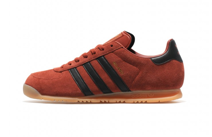adidas Originals Milano – size? exclusve 'Copper Brown'