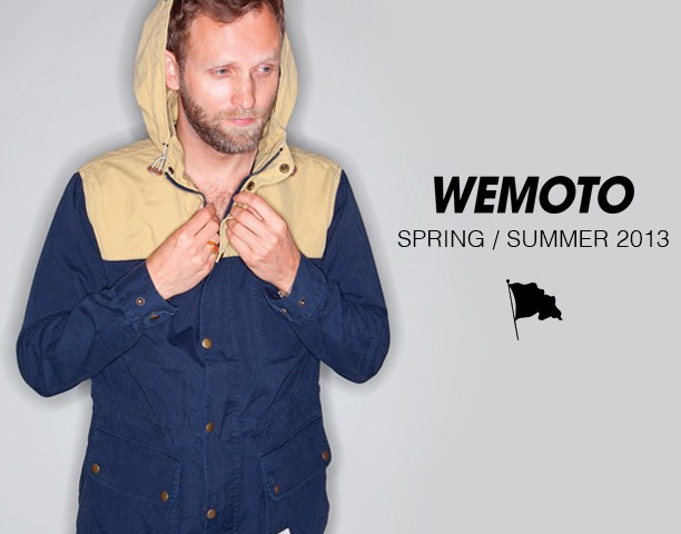 Wemoto: Spring/Summer 2013 Collection