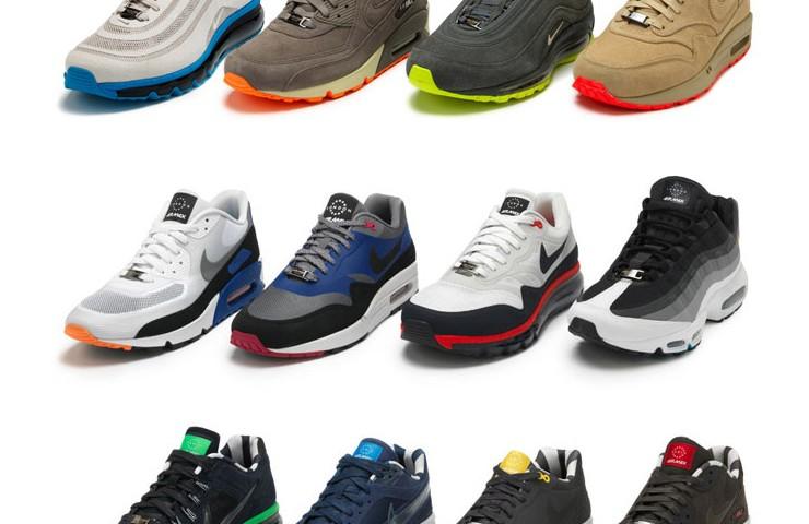 Nike Air Max 'Home Turf' Series
