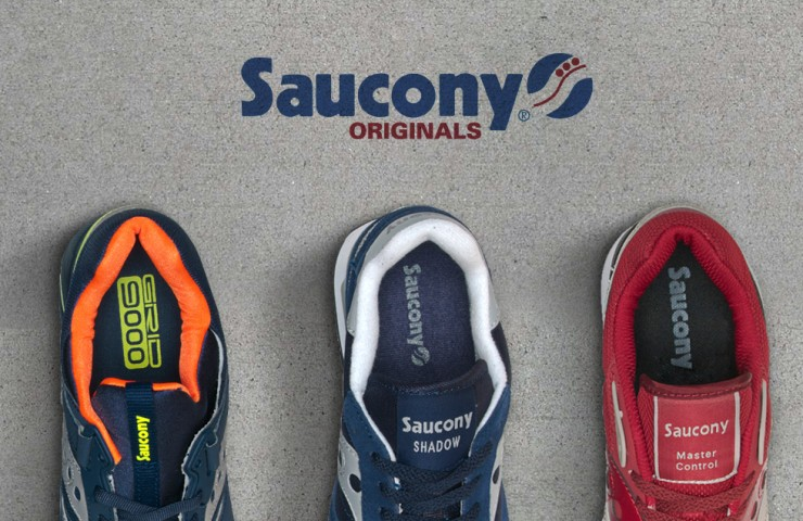 Introducing: Saucony