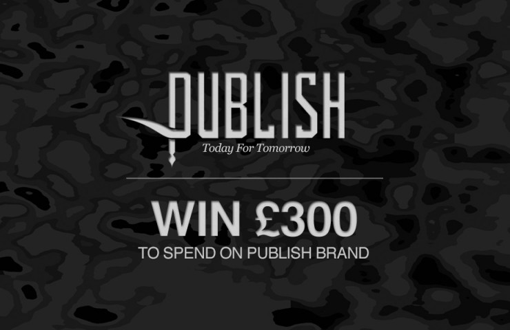 Publish: WIN £300 to spend on the latest Spring 2013 collection
