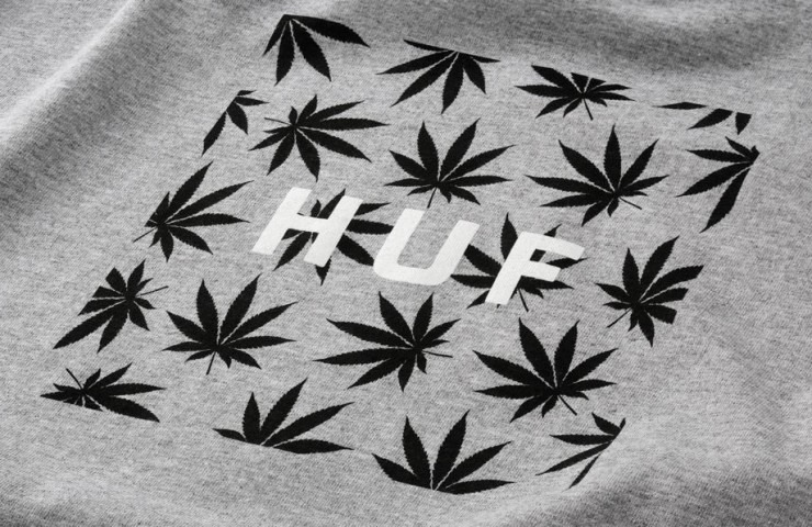 Snoop Dogg x HUF 4/20 collection