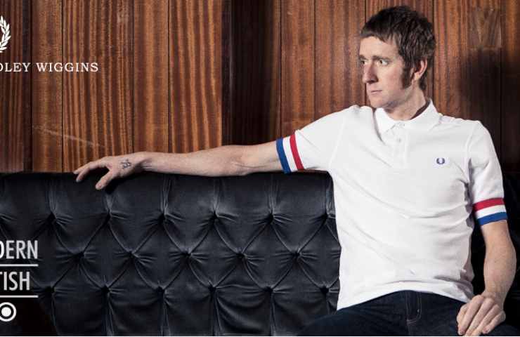 Bradley Wiggins for Fred Perry Capsule Collection