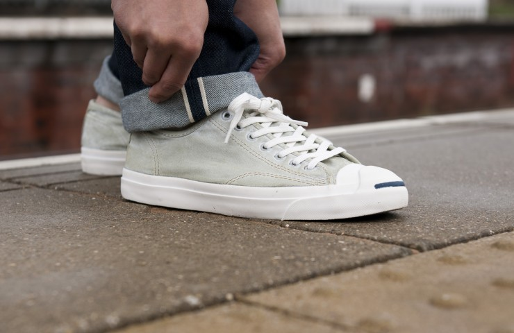 Converse Jack Purcell – The history behind the iconic smile