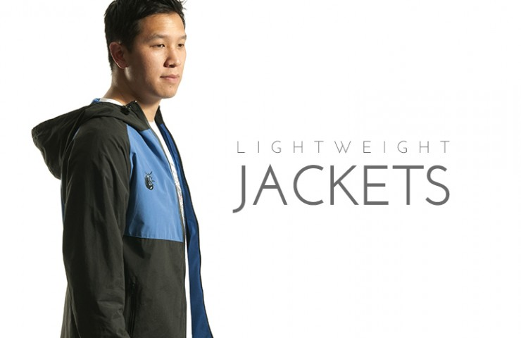 Style Focus: Light Jackets