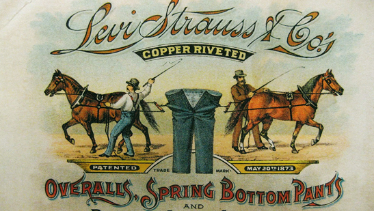 Levi's: The Story of the 501® Jean