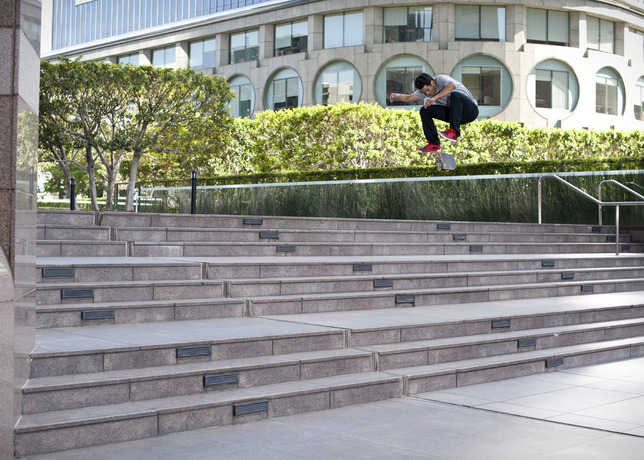 Nike Skateboarding presents the Paul Rodriguez 7: Big Impact