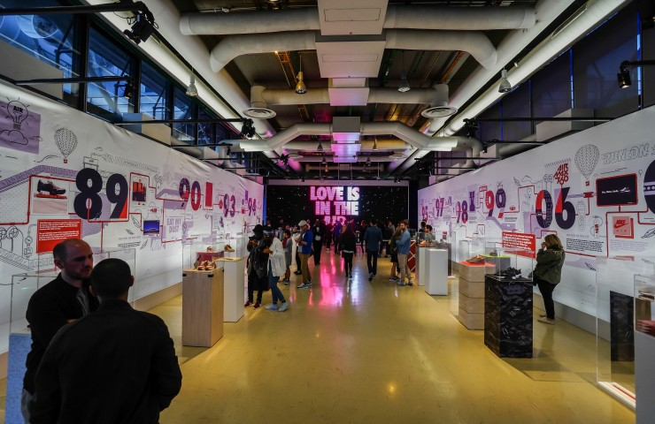 The Sneaker Ball, Paris: Nike's Air Max celebration