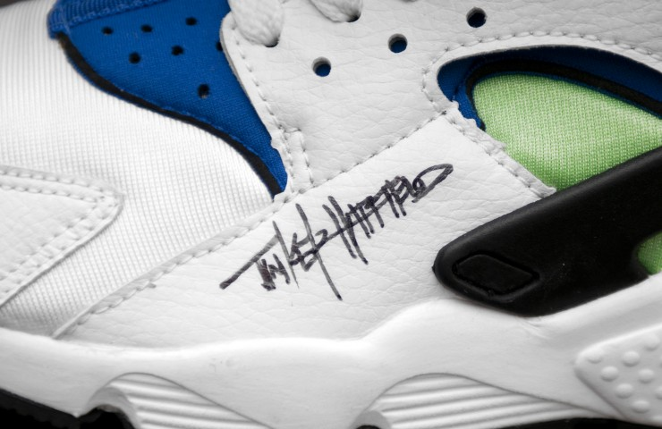 The Nike Air Huarache: A brief history…