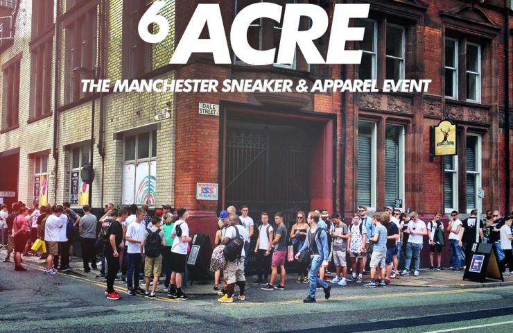6ACRE, Manchester: Footwear & Apparel Festival recap