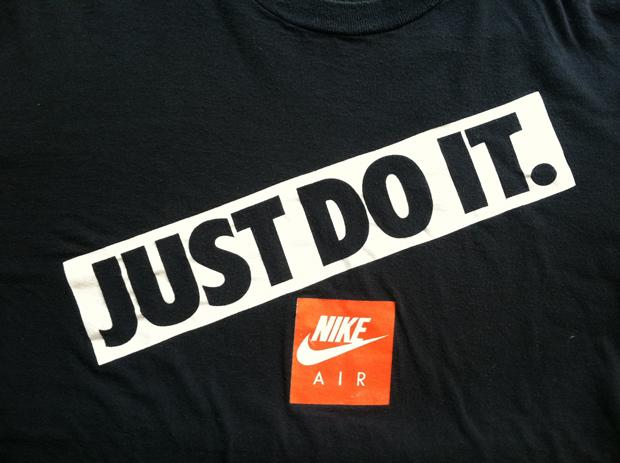 Just Do It Nike S 25 Years Of Getting It Done Size Blog