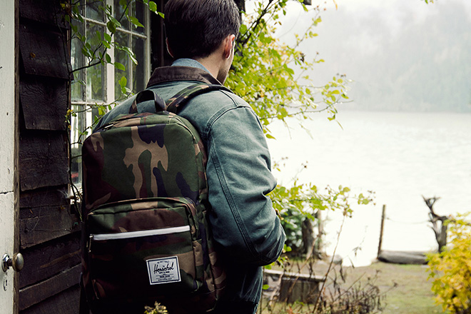 Herschel Supply co. Fall/Winter 2013 Lookbook