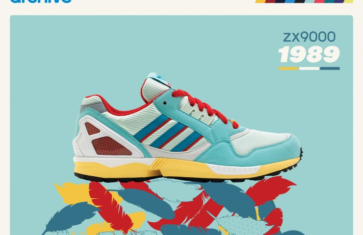 adidas Originals ZX9000 OG – size? UK exclusive