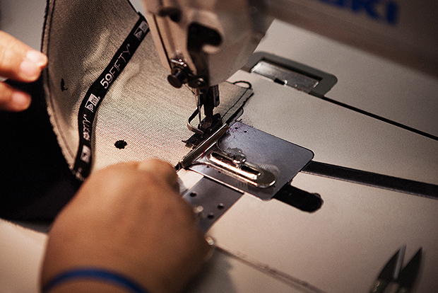 The 22 Steps of Constructing a New Era 59FIFTY Cap