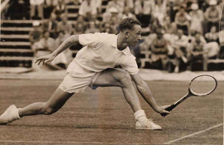 Rod Laver – The man behind the shoe